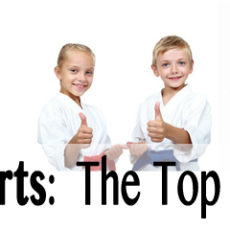 Children's Martial Arts:  The Top Most Effective Types