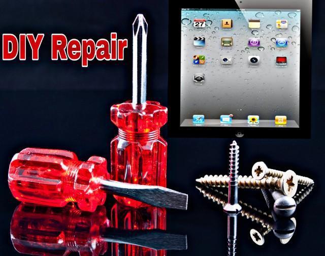DIY Apple iPad 2 Repair